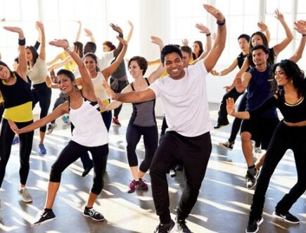 Dance fitness classes near me
