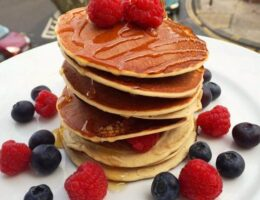 Low calorie pancakes recipe