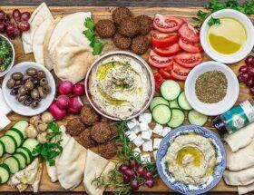 Mediterranean diet recipes UK
