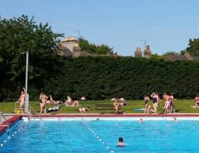 Park road pools and fitness