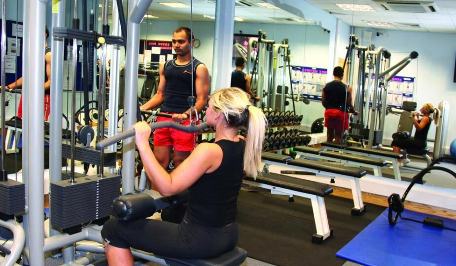 Total fitness Bolton