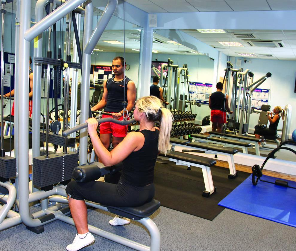 Total fitness Bolton reviews and information sporters