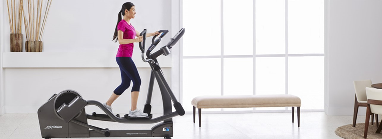 How much is a life fitness Uk cross trainer?