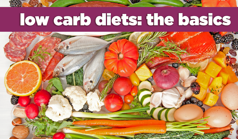 low carb diet how many carbs