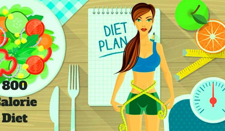 800 calorie diet recipes