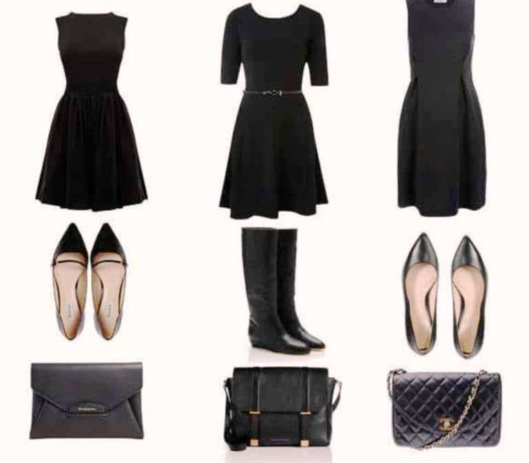 Black dresses for a funeral