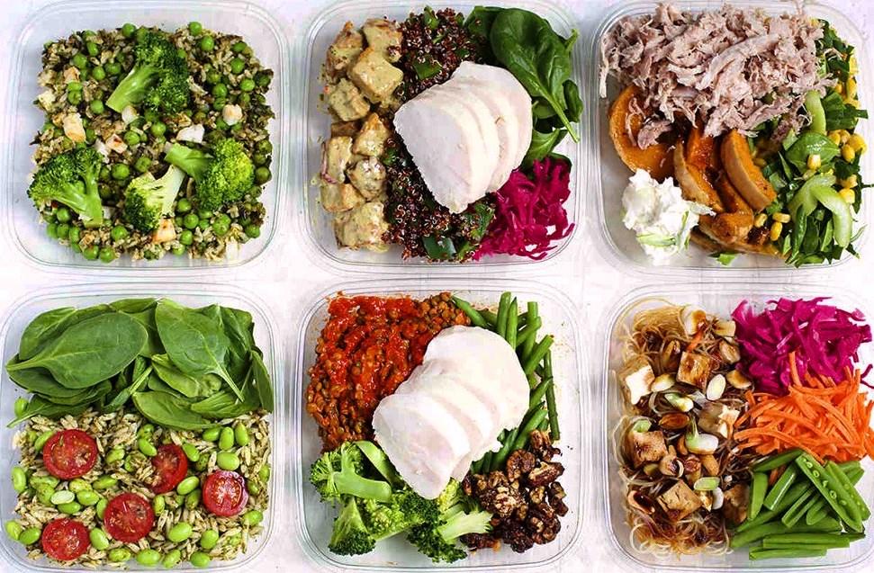 Low calorie ready meals online