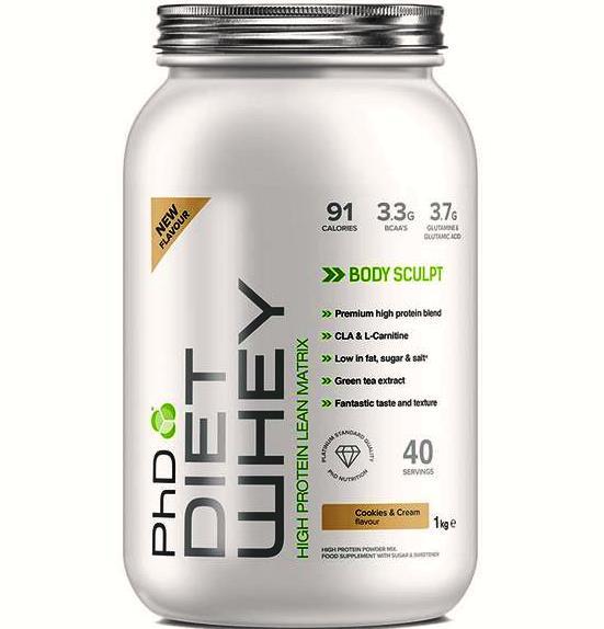 Phd nutrition diet whey 2