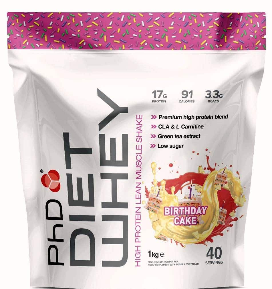 Phd nutrition diet whey: phd diet whey review and information