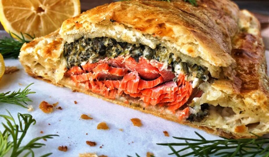 Best Salmon En Croute Recipe Easy Tips For Special Nights Sure Fire