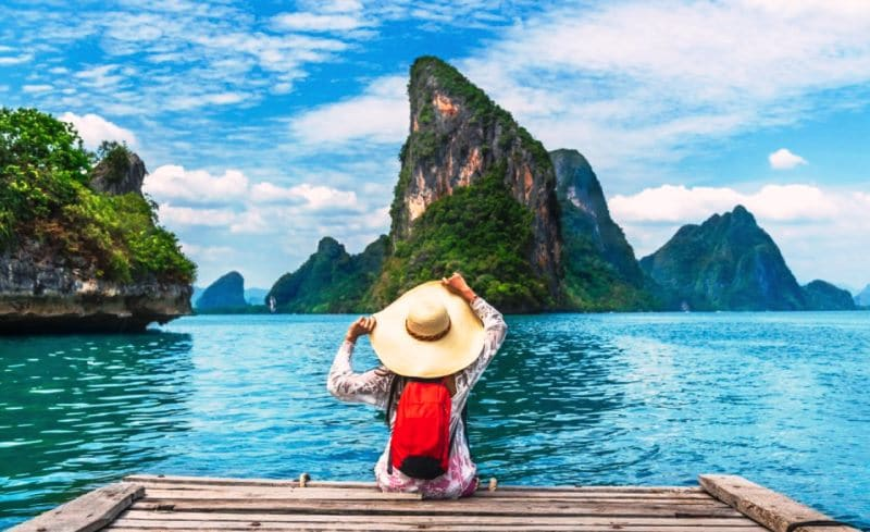 Where to go in Thailand