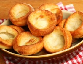 gluten free yorkshire pudding recipe