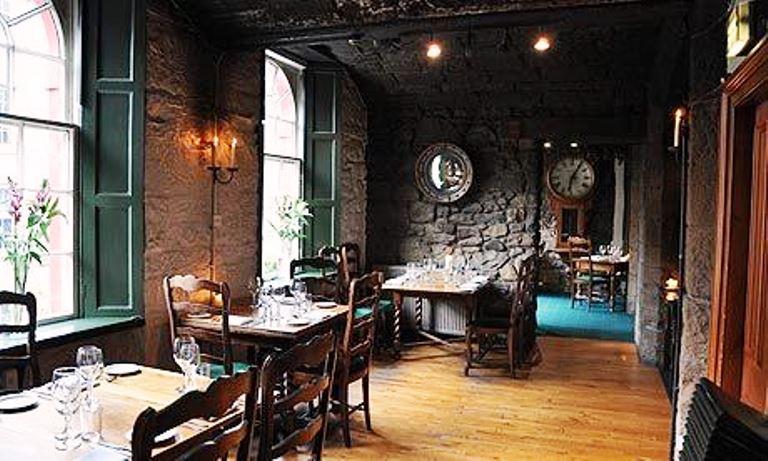 best restaurants in edinburgh old town