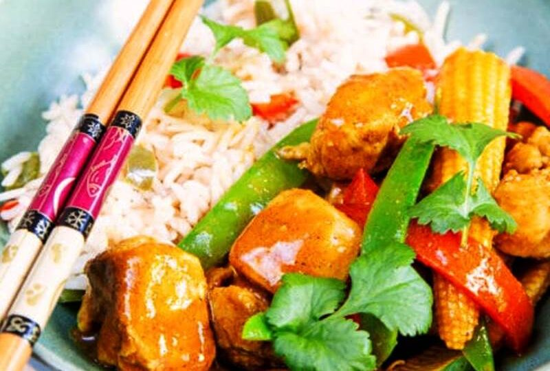 chinese chicken curry recipe