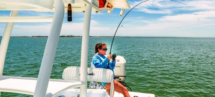 sea fishing reports