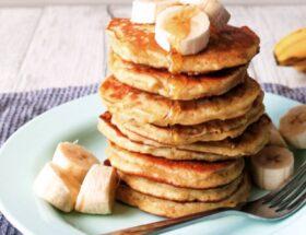 vegan Banana Pancake recipe