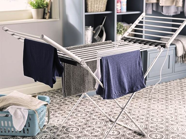 Best heated clothes airer 1