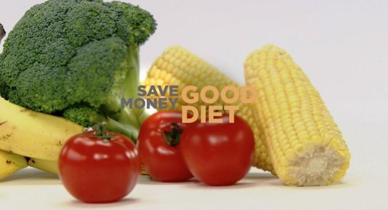 Save money good diet recipes